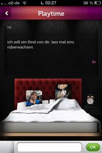 Das Chat-Fenster