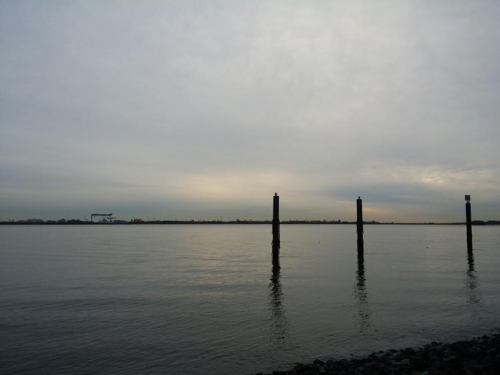 Sonnenuntergang mit dem LG G2