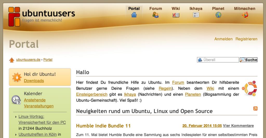 Ubuntuusers