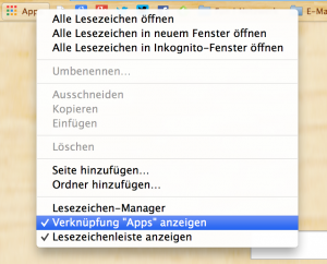 App-Icon deaktivieren
