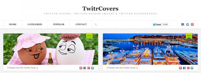 Twitrcovers