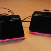 Fujitsu DS E2000 AIR mit Licht