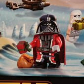 Makro von Legoverpackung